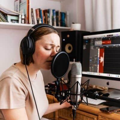 Aprende a grabar, mezclar y masterizar en tu home studio